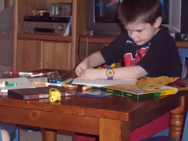 When Autism Came to Live At My House