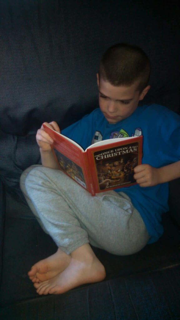 Andrew Reading Christmas
