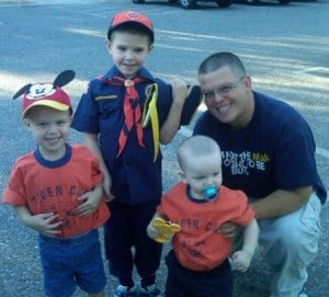 First Night as a Tiger Cub: Boy Scouts Policy Change