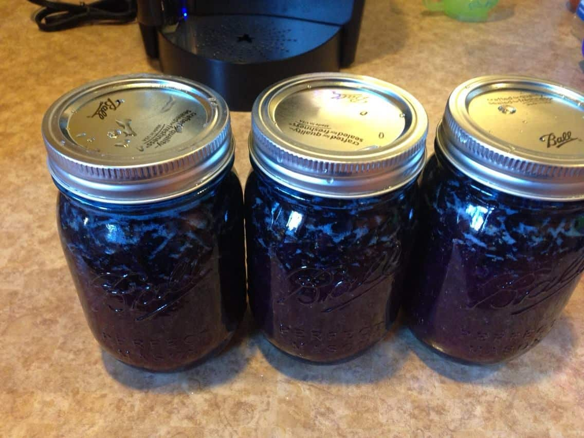 Tasty Tuesday….Canning