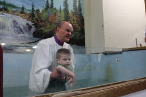 Obeying Jesus with Baptism