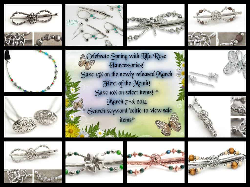 Spring Forward with Lilla Rose!!!!