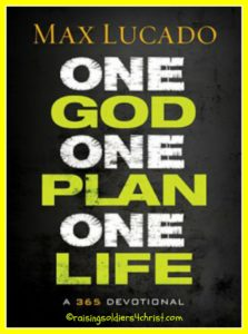 One God One Plan One Life Review