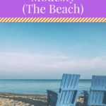 Traveling and Modesty (The Beach)