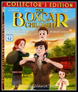 The Boxcar Children DVD Review