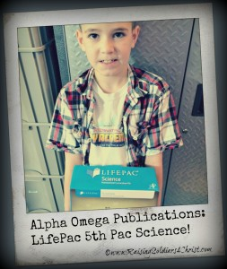 Alpha Omega Publications LifePac Science Review