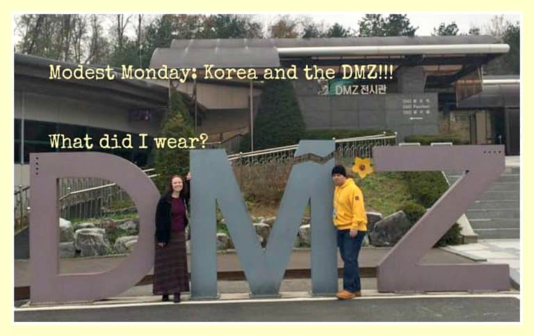 Korea and the DMZ {Korea Part 2}