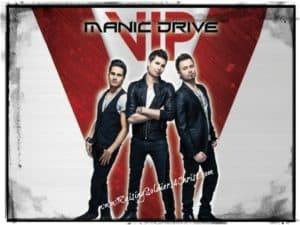 Manic Drive VIP CD Review