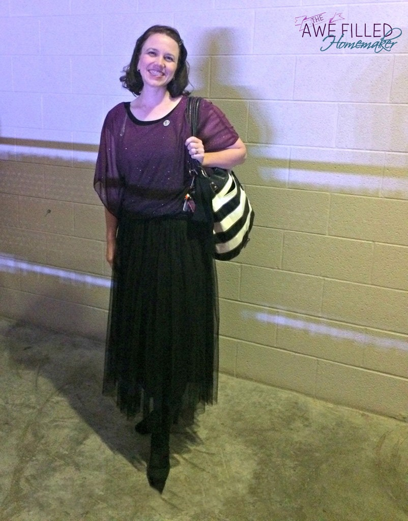 What I wore to the Dove awards!