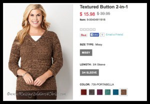 Brown Sweater-$50 post