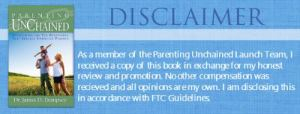 Disclaimer for Parenting UnChained