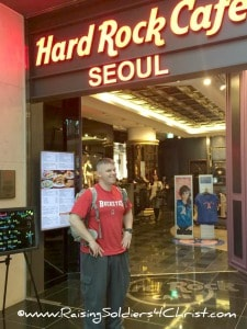 Korea-Hard Rock Cafe-2