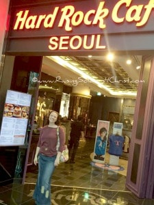 Korea-Hard Rock Cafe-3
