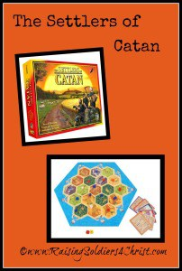Settlers of Catan-Graphic