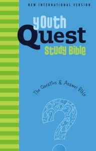 The Quest NIV for Youth