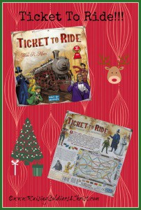 Ticket to Ride-Graphic