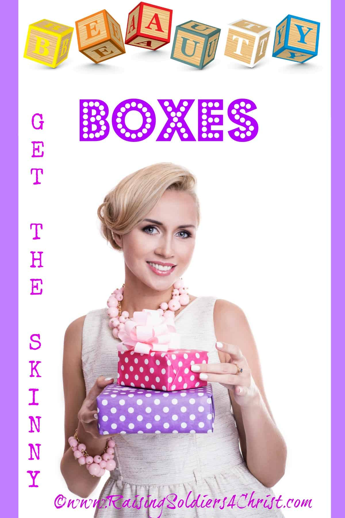 Get the Skinny on Beauty Boxes!!!!