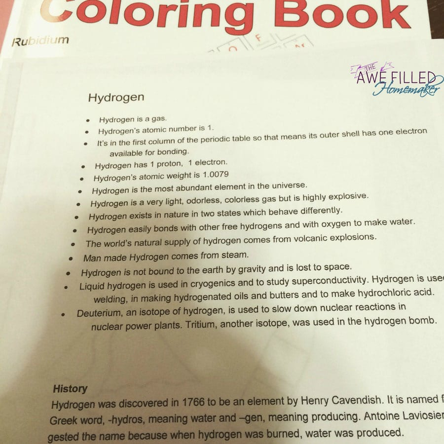 Where was the periodic table discovered images periodic table images the periodic table of elements coloring book awe filled homemaker gamestrikefo images gamestrikefo Images