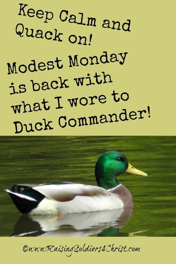 MMDuck Dynasty Graphic