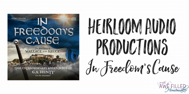 Heirloom Audio Productions {In Freedom's Cause}