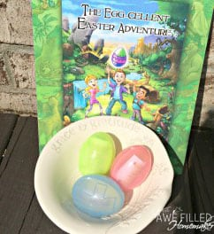 Egglo Entertainment: Using Glow in the Dark Easter Eggs to Shine your Light