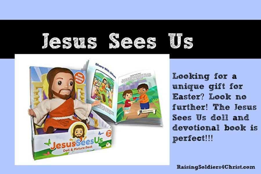 Jesus Sees Us Graphic