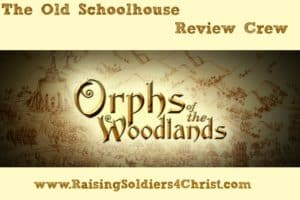 Orphs of the Woodlands Graphic