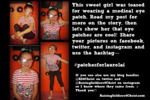 Patches For Laurelai