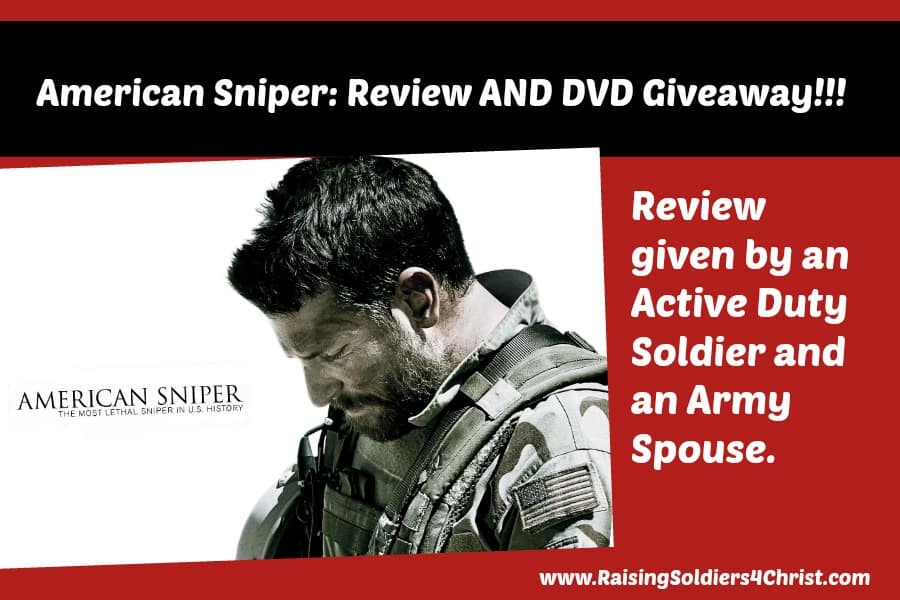 American Sniper-Giveaway
