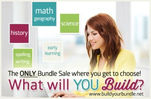 Build Your Bundle-What Will You Build