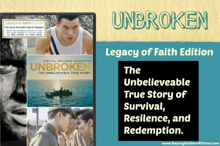 TOS Review – Unbroken Legacy of Faith