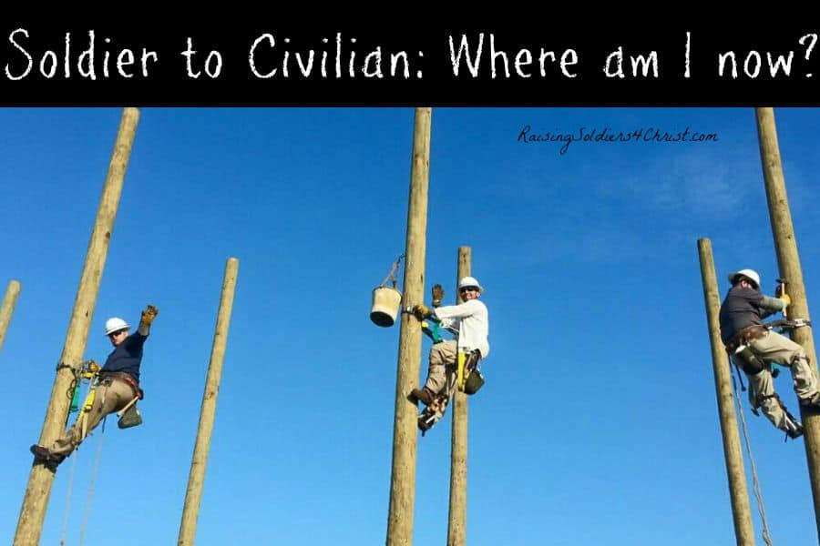 Soldier to Civilian (Part 4) – Where Am I Now?