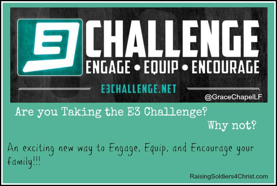 E3 Challenge official Graphic
