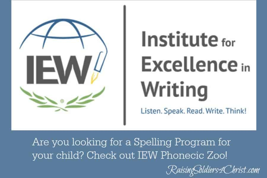 IEW-Phonetic Graphic