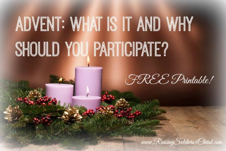 Advent: Why should I participate?