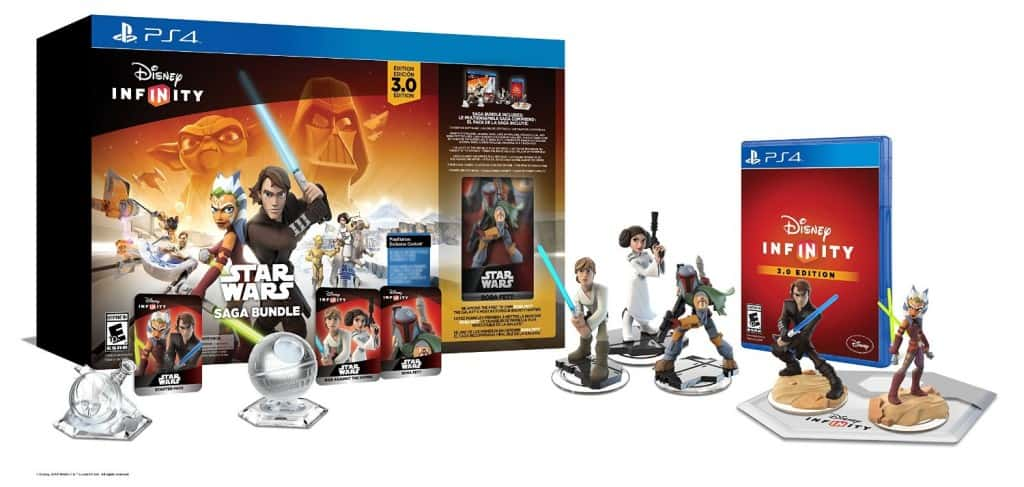 Disney Infinity Star Wars Bundle