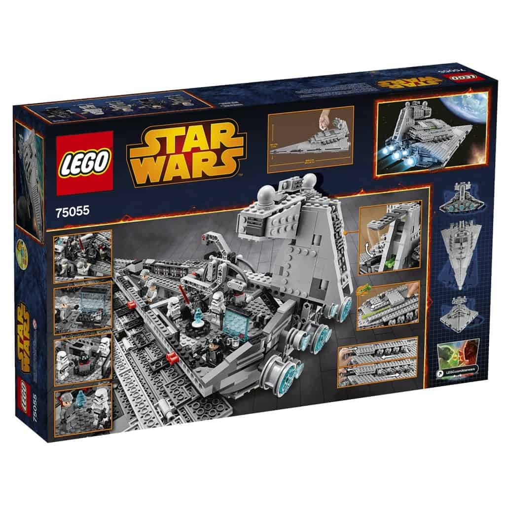 Lego Star Wars Imperial Star