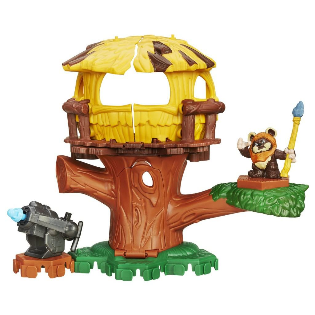 PlaySkool Heroes Endor