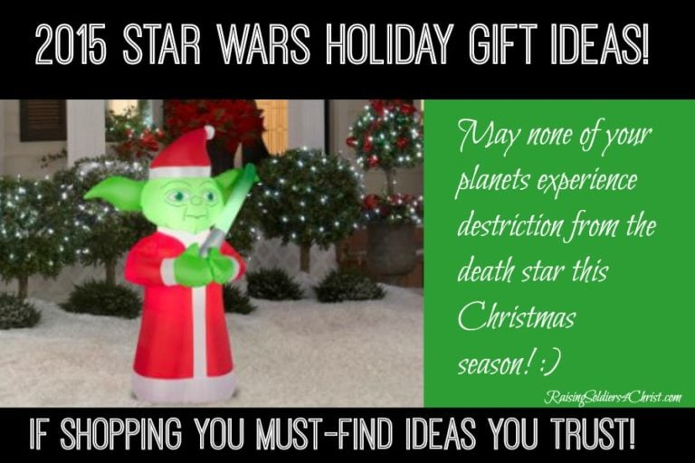 2015 Star Wars Holiday Gift Ideas!