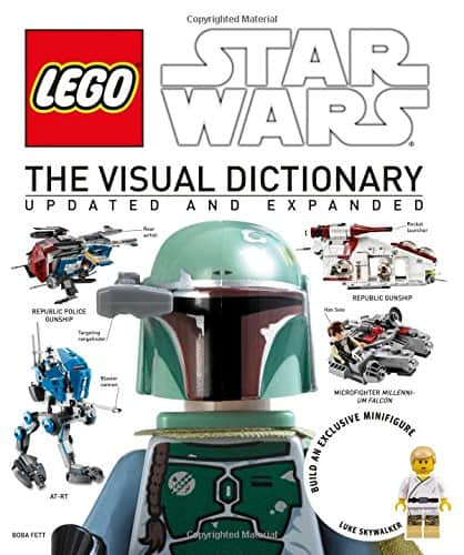 Star Wars Lego Visual Dictionary