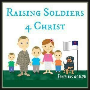 Raising soldiers 4 Christ