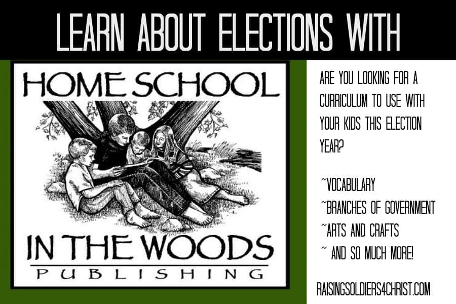 Homeschool in the woods-graphic