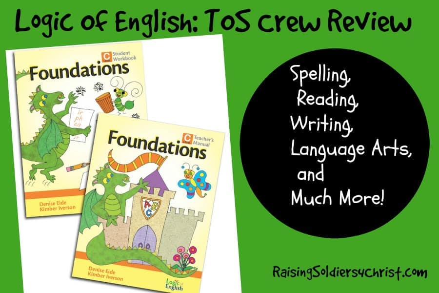 a review of the logic of The logic of english: foundations teaches children ages 4 to 7 years old to read real books without guessing or memorizing sight words students develop phonemic awareness, learn to read and write the 74 basic phonograms, and increase reading fluency through structured but playful activities.