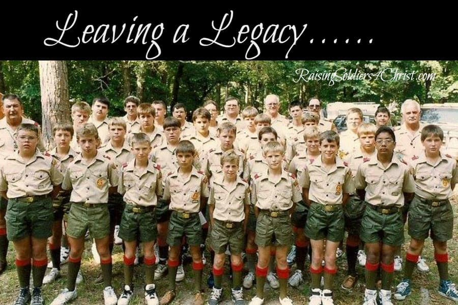 Leaving a Legacy-Graphic