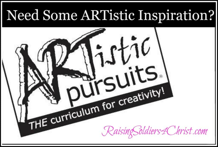 ARTistic Pursuits-Graphic