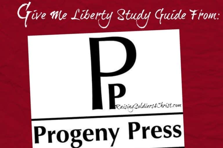 Give Me Liberty from Progeny Press