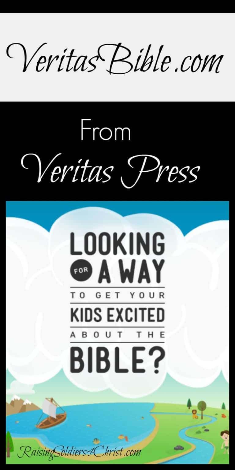 Studying God's Word with Veritas