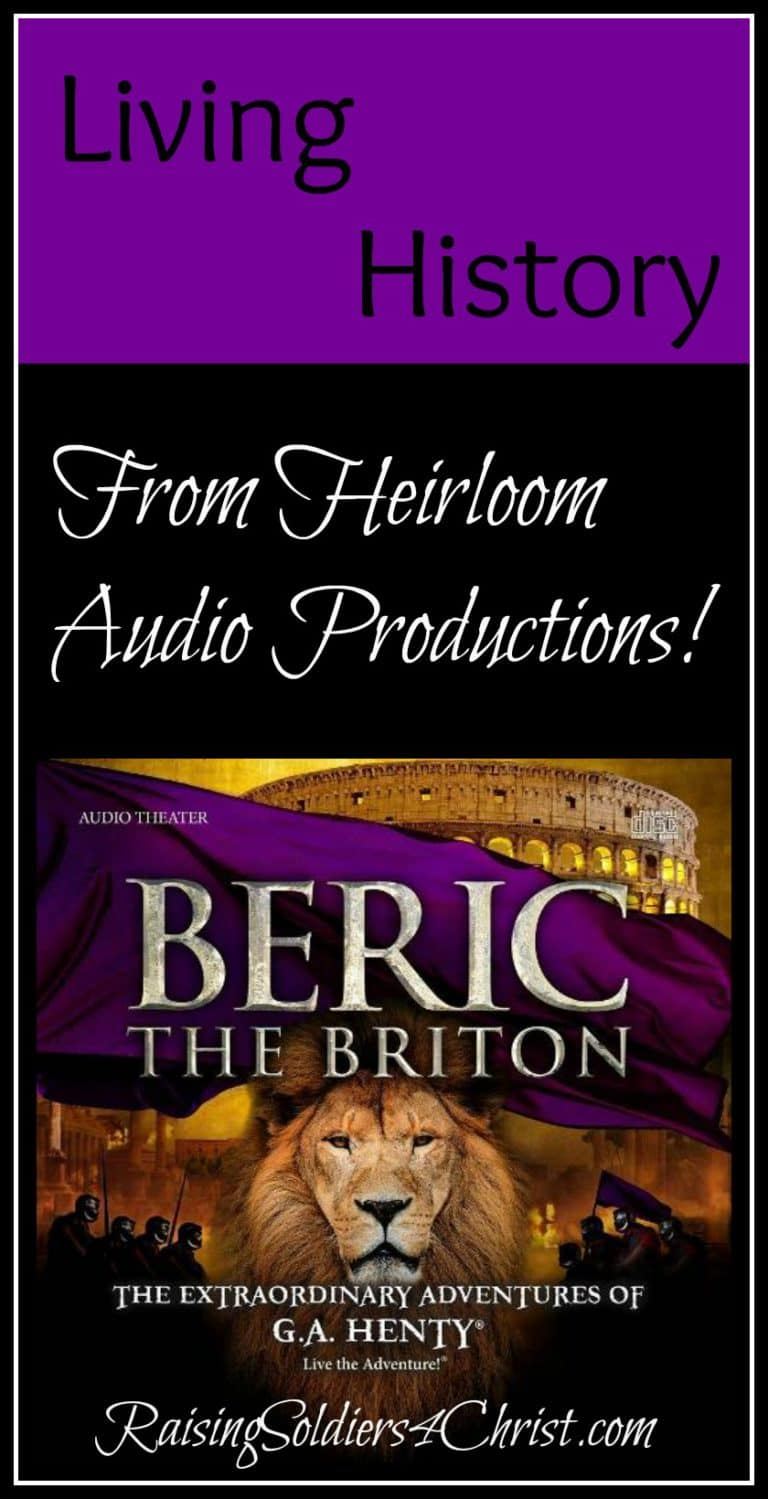 Living History With Heirloom Productions: Beric the Briton