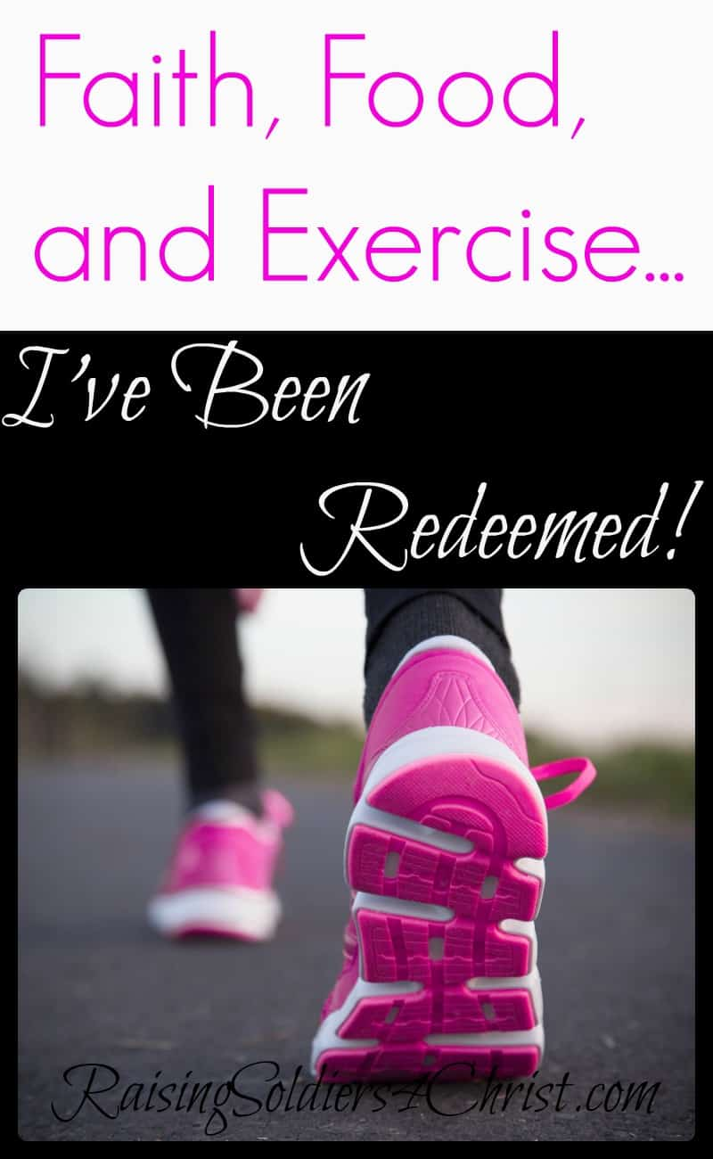 I've Been Redeemed-Graphic
