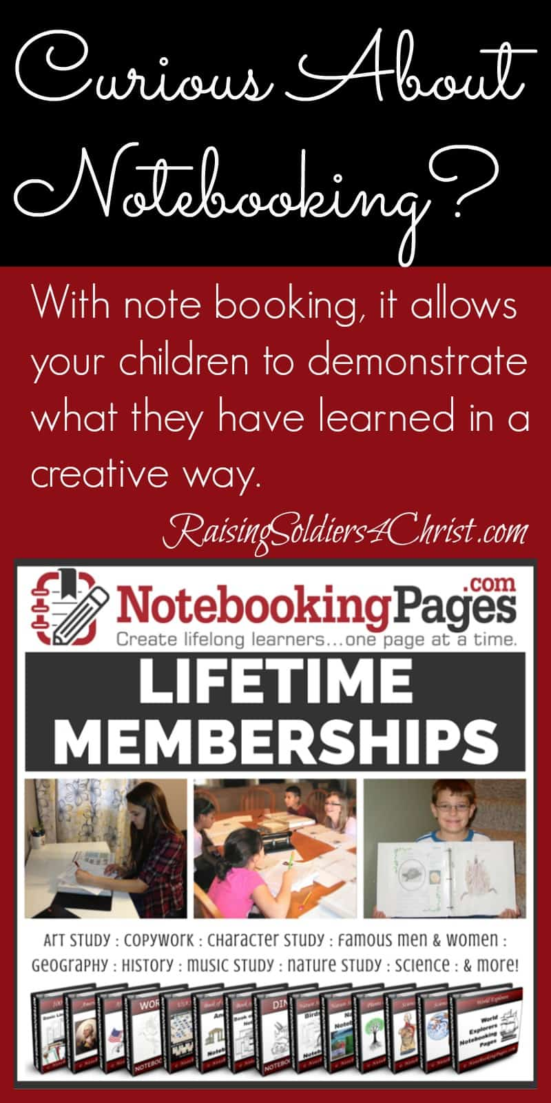 NotebookingPages.com